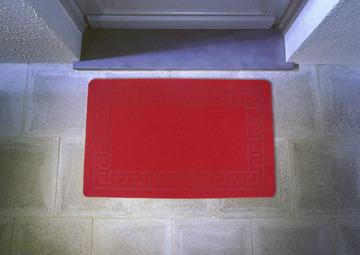 英达罗特价地垫门垫脚垫定制雪尼尔地毯吸水浴室防滑垫两件包邮
